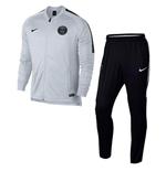 Conjunto esportivo Paris Saint-Germain 2017-2018 (Cinza) 5d8bd97b667aa