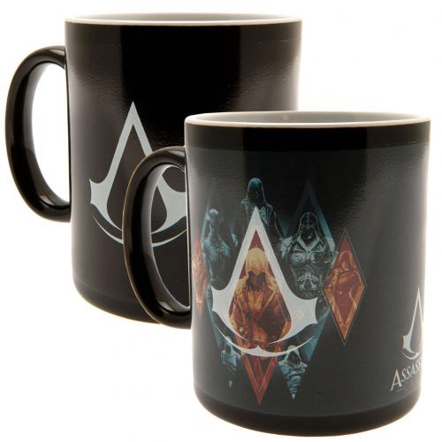 Caneca Termocromática Assassins Creed