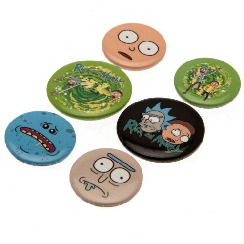 Broche Rick and Morty 277571