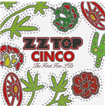 Vinil Zz Top - Cinco: The First Five Lps (5 Lp)