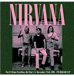 Vinil Nirvana - Live... The Pat O' Brien Pavilion Del Mar 1992