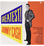 Vinil Johnny Cash - The Greatest!