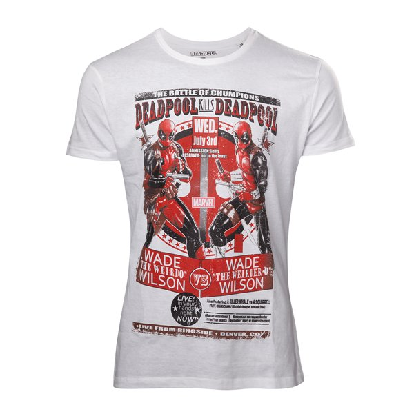 Camiseta Deadpool 278089