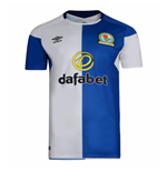 Camiseta 2017/18 Blackburn Rovers 2017-2018 Home