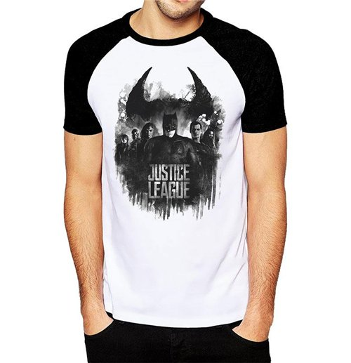 Camiseta Justice League 278332