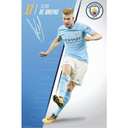 Poster Manchester City FC 278423