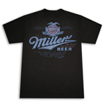Camiseta MILLER Vintage Post Prohibition