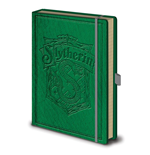 Harry Potter Agenda Premium A5 Slytherin