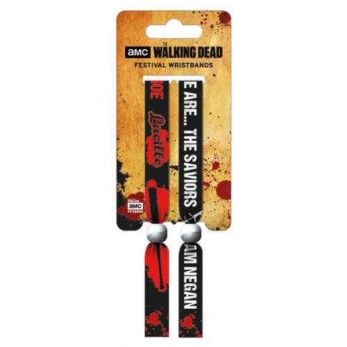 Pulseira The Walking Dead 278772