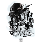 Poster Star Wars 279216
