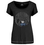 Camiseta Woodstock de mulher - Design: Surround Yourself