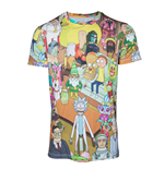 Camiseta Rick and Morty 279463