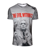 Camiseta The Evil Within 279464