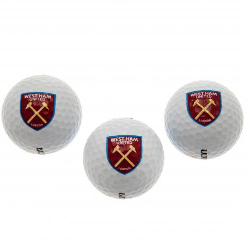 Bolas de golf West Ham United