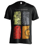 Camiseta Game of Thrones 280066