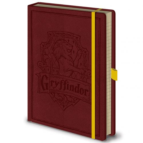 Agenda Harry Potter Gryffindor
