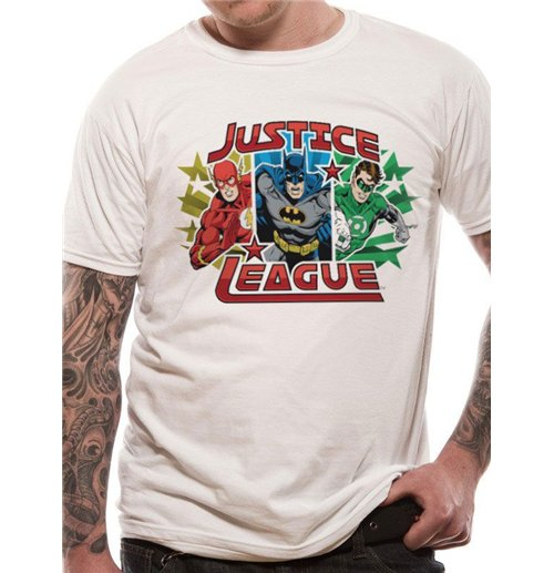 Camiseta Justice League 280155