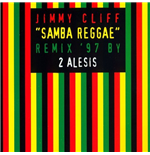 Vinil Jimmy Cliff - Samba Reggae
