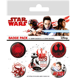 Broche Star Wars 280750