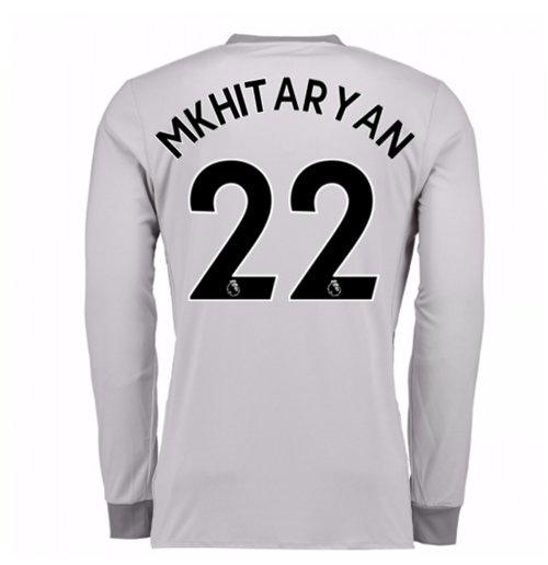 Camiseta Manchester United FC 2017-2018 Third de criança (Mkhitaryan ... 713e261591a9e