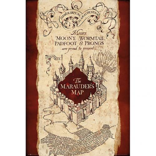 Poster Harry Potter 281556