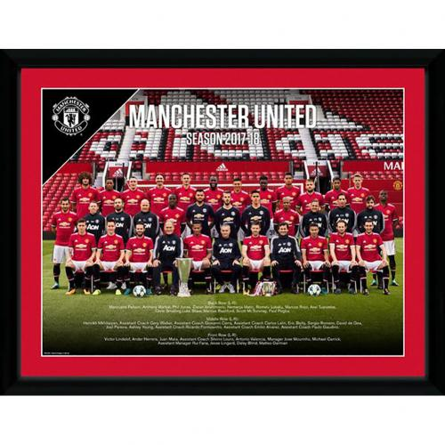 Poster Manchester United FC 281563