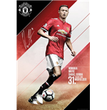 Poster Manchester United FC 281593