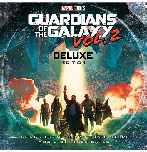 Vinil Guardians Of The Galaxy 2 (Deluxe Edition) (2 Lp)