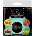 Broche Fantastic beasts 281913