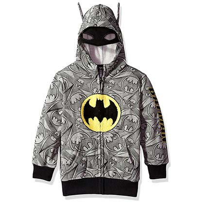 Moletom Batman Big Boys Costume