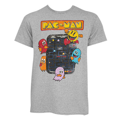 Camiseta Pac-Man 282248