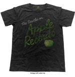 Camiseta Beatles de homem - Design: Vintage Apple Records