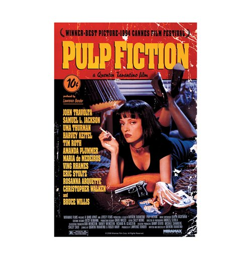 Poster Pulp fiction 283041