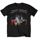 Camiseta Jeff Beck de homem - Design: Hot Rod