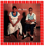 Vinil Ella Fitzgerald And Louis Armstrong - Ella And Louis