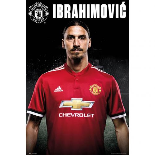 Poster Manchester United FC 284069