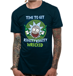 Camiseta Rick and Morty 284080