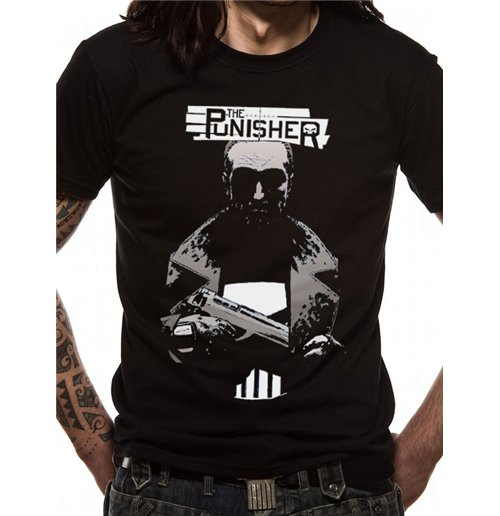 Camiseta The punisher 284097