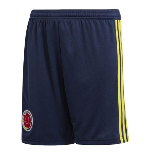 Shorts Colombia futebol 2018-2019 Home