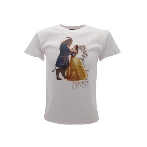 Camiseta A Bela E A Fera Original: Compra Online Em Oferta
