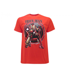 Camiseta Iron Man Avengers Marvel