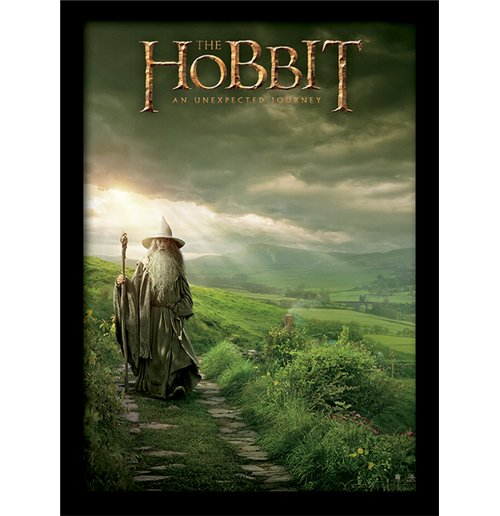 Mouldura The Hobbit 284592