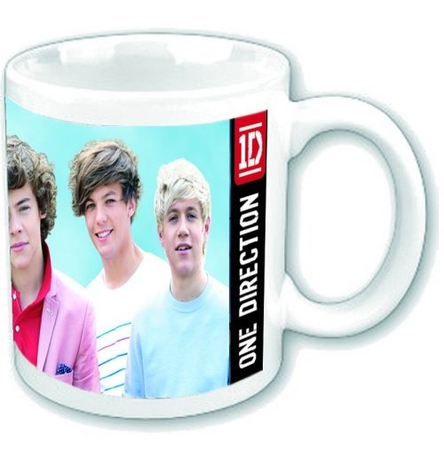 Caneca One Direction - Group Shot