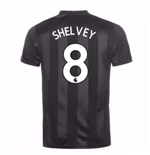 Camiseta 2017/18 Newcastle 2017-2018 Third (Shelvey 8)