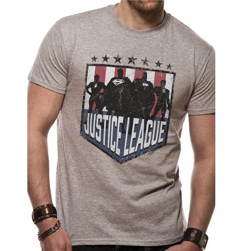Camiseta Justice League 284824
