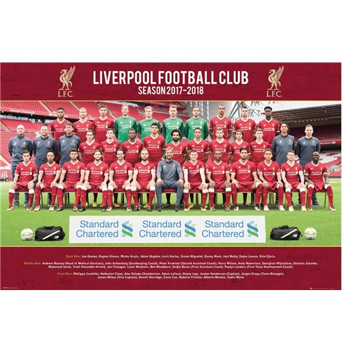 Poster Liverpool FC 285125