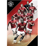 Poster Manchester United FC 285128