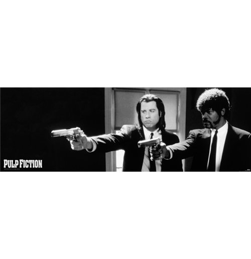 Poster Pulp fiction 285138