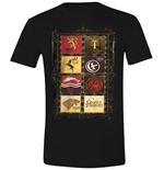 Camiseta Game of Thrones 285446