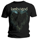 Camiseta Lamb of God de homem - Design: Phoenix